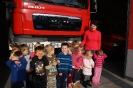 Wizyta przedszkolaków w Straży Pożarnej w Kopkach - 15.11.2013