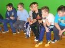 Zabawa Andrzejkowa klasy 0-III - 27.11.2014
