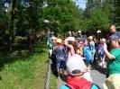 Wycieczka klasy II i III  do Bałtowskiego Kompleksu Turystycznego
